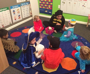 a day in preschool 10 web