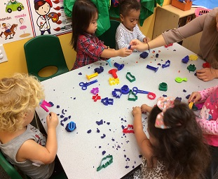 Language Preschool 1